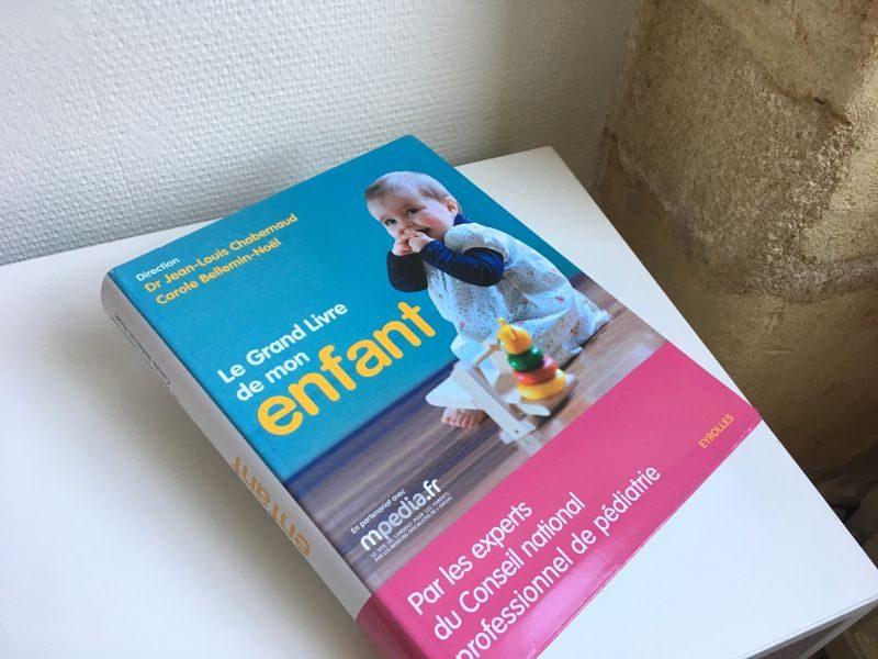 Le Grand Livre de mon enfant - Editions Eyrolles