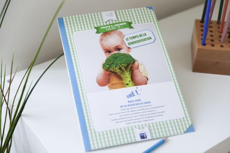 Guide de conseils alimentation pour les parents en crèche