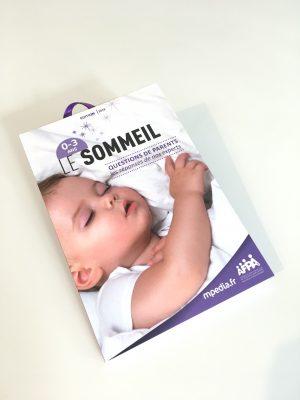 livre sommeil des enfants 3 ans