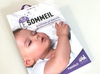 Livre sur le sommeil 0-3 ans