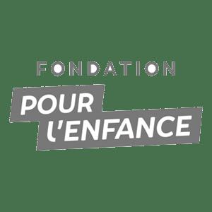 logo Fondation pour l'enfance