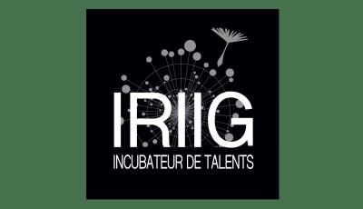 Logo Iriig incubateur de talents
