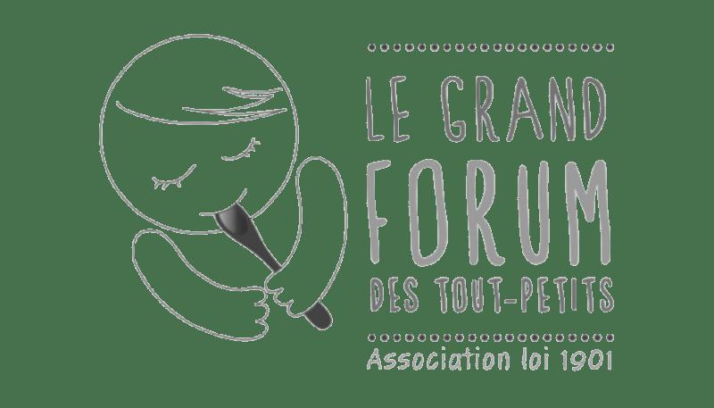 Logo Le Grans Forum des Tout-Petits
